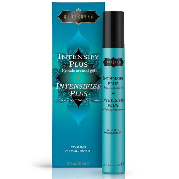 Kamasutra - Intensify Plus Cooling Female Arousal Gel 15 ml.