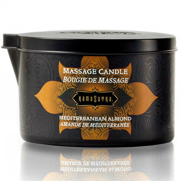 Kamasutra - Massage Candle Mediterranean Almond
