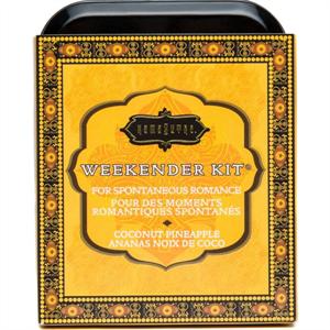 Kamasutra Weekender Tin Kit Coco Y Piña