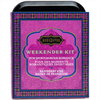 Kamasutra Weekender Tin Kit Raspberry Kiss Frambuesa
