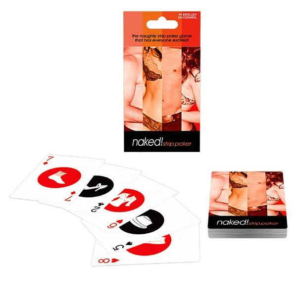 Kheper Games - Naked Baraja Strip Poker