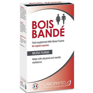 Labophyto Bois Bandé Complemento Alimenticion Resistencia Fisica Y Mental 60 Cap