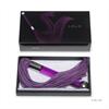 Lelo - Lelo - Sensua Suede Whip Purple