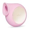 Lelo Sila Estimulador Por Ondas De Clitoris Rosa