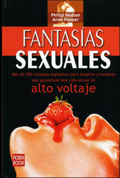 Libros Fantasías sexuales -  HOOPER, A. y  HODSON, P