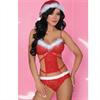 Livco Corsetti - Minerva Set Navidad 2 Piezas S/M