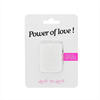 Love To Love - Anillo Power Of Blanco