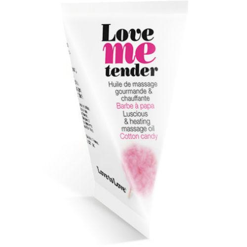 Love To Love - Love Me Tender Aceite Masaje Sensua Estimulante  Nubes Algodon 10ml