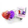 Loverspremium LoversPremium - Corazones calientes del masaje (3 unidades)
