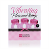 Loverspremium - Loverspremium - Anillos Vibradores Color Rosa  (3 pcs)