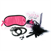 Loverspremium - Loverspremium - Set de Regalo Tickle Me Color Rosa