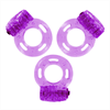 Loverspremium - Loverspremium - Anillos Vibradores Color Púrpura (3 pcs)