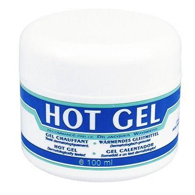 Lubrix - Lubrix Lubricante Efecto Calor - Hot Gel 100ml