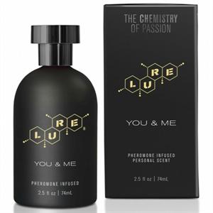 Lure® Lure Black Edition Perfume Feromonas Unisex 74ml