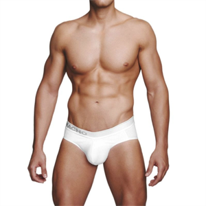 Macho Underwear Macho - Mc091 Calzoncillo Corto Blanco Talla S