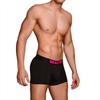 Macho Underwear Macho - Ms075 Boxer Deportivo Negro Talla S