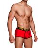 Macho Underwear Macho - Ms078 Boxer Deportivo Corto Rojo Talla S