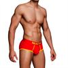 Macho Underwear Macho - Ms089 Calzoncillo Deportivo Rojo Talla S