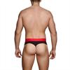 Macho Underwear Macho - Mx082 Tanga Negro Talla S