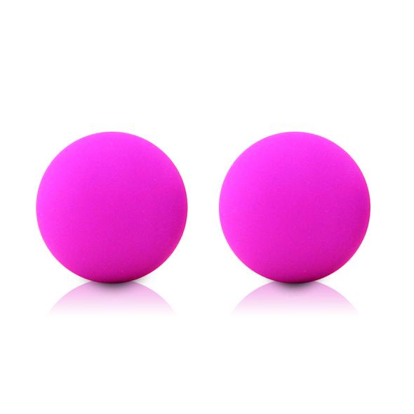 Maia Toys - Maia Juguetes - Kegel bolas de neón de color rosa