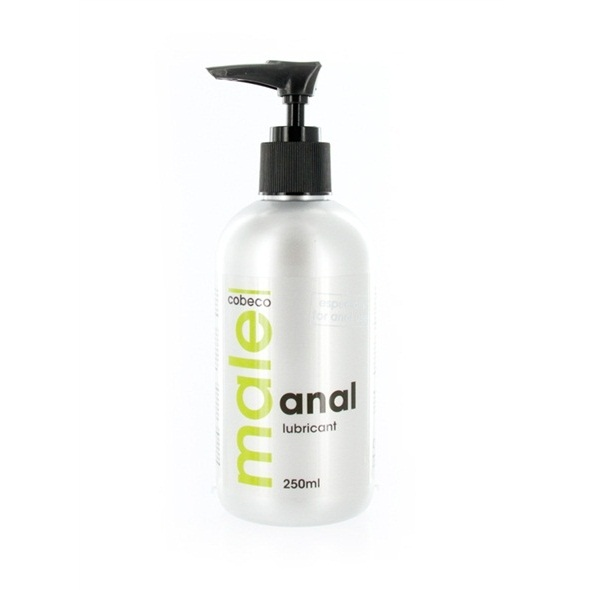 Male! - Hombre Lubricante Anal 250 ml