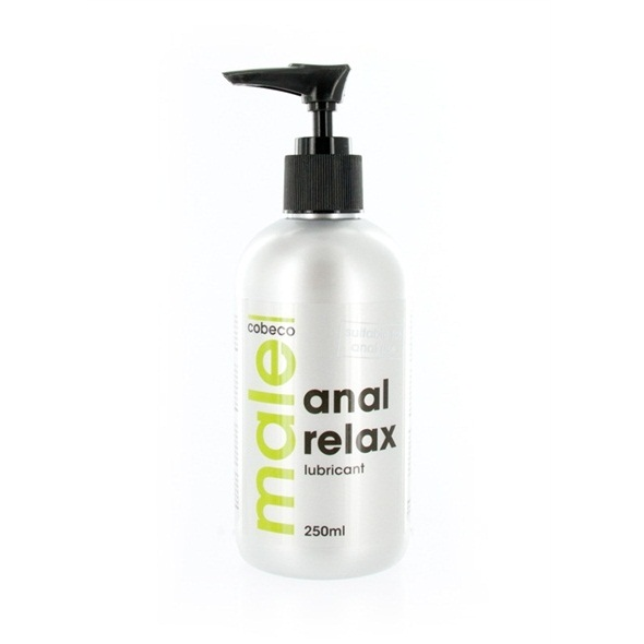 Male! - Anal Male Relax Lubricante 250 ml
