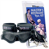 Manbound - The Master Restraint Kit 9 Piece