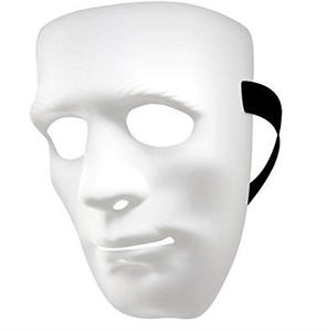 Mascaras Venecianas Mascara Veneciana Don Juan Blanco