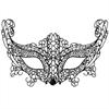Mascaras Venecianas Mascara Veneciana La Muette Negro