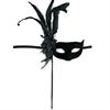 Mascaras Venecianas Mascara Veneciana Orfeo Con Soporte