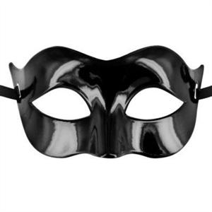 Mascaras Venecianas Mascara Veneciana Solomon Negro