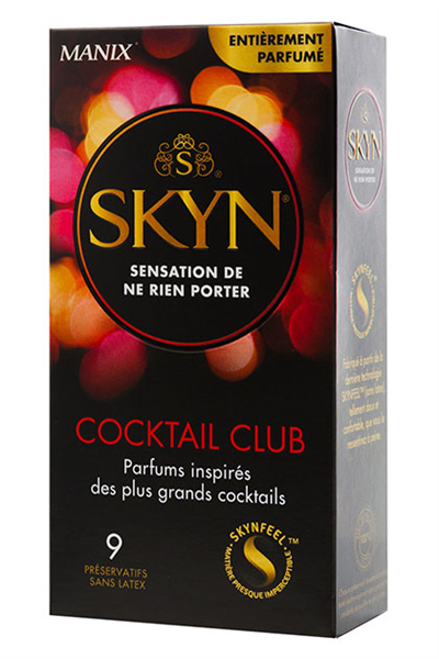 Manix / Mates - Skyn Cocktail Club