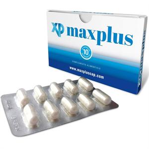 Maxplus Complemento Alimenticio 10 Capsulas 550mg
