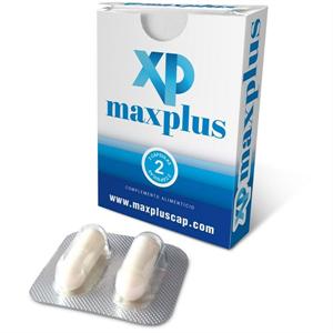 Maxplus Complemento Alimenticio 2 Capsulas 550mg