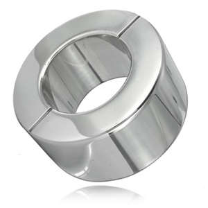 Metal Hard Anillo Testiculos  Acero Inoxidable 30mm