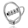 Metal Hard Metalhard Anillo Glande Con Plug Uretral 30mm