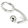 Metal Hard Metalhard Cock Ring Anillo Con Gancho Intruder Anal 45mm
