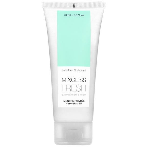 Mixgliss Fresh Lubricante E. Frío Sabor A Menta 70ml