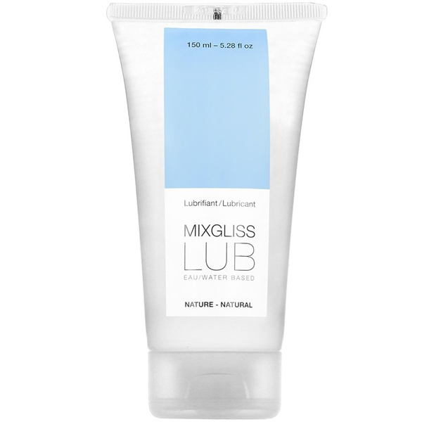 Mixgliss - Mixgliss Lubricante Base De Agua Natural  150ml