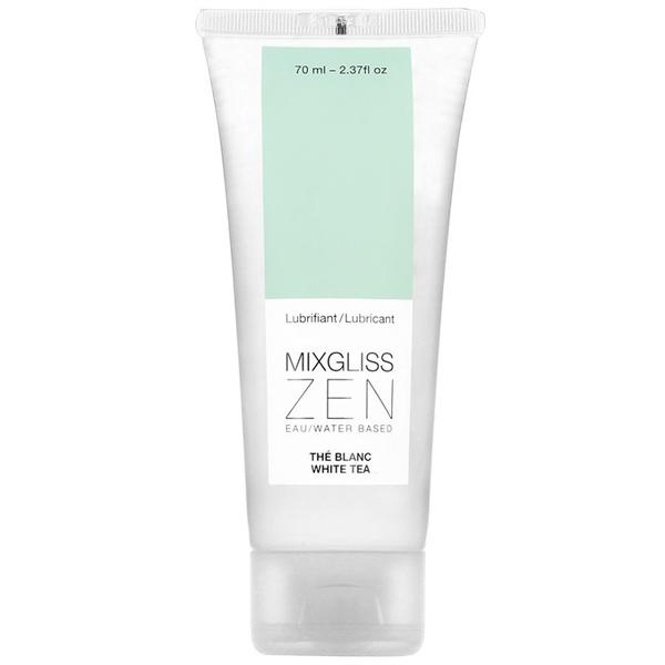 Mixgliss - Mixgliss Zen Lubricante Sabor Té Blanco 70ml