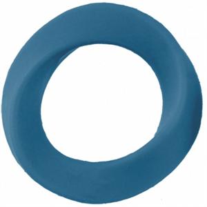 Mjuze Anillo Para Pene Silicona Infinity L Azul