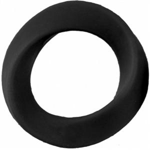 Mjuze Anillo Para Pene Silicona Infinity Xl Negro