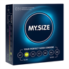My.Size My Size Natural Condom Latex 49mm 3uds