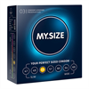 MySize My Size Natural Condom Latex 53mm 3uds