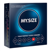 My.Size My Size Natural Condom Latex 60mm 3uds