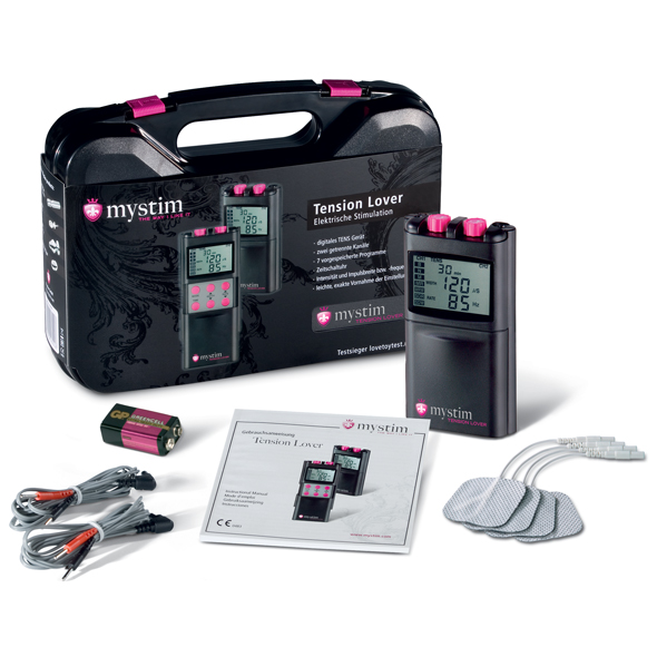 Mystim - Tension Lover Digital Stimulator