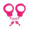Neon Esposas Metal Rosa