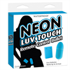 Neon - Neon Huevo Vibrador Control Remoto Acuática Azul