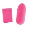 Neon Huevo Vibrador Control Remoto Acuática Rosa