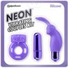 Neon Kit De Placer Para Parejas Lila